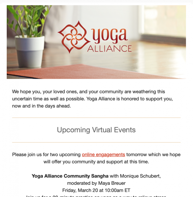 Virtual Learning Update and Friday Sangha